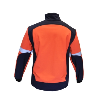 Bluza Soft Shell Orange 3